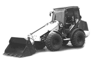 GEHL 418T WHEEL LOADER PARTS MANUAL
