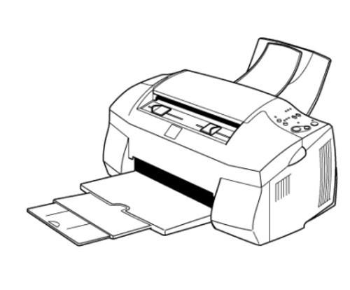Epson Stylus Scan 2000 All-in-one (printer, scanner, copier) Service Repair Manual
