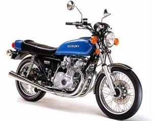 SUZUKI GS750 / GS750E MOTORCYCLE SERVICE REPAIR MANUAL 1976-1981 DOWNLOAD