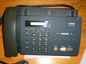 Brother Facsimile Equipment FAX510 / FAX510 Plus / HOME FAX / HOME FAX2 Parts Reference List