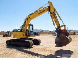 KOMATSU PC158US-2 HYDRAULIC EXCAVATOR SERVICE REPAIR MANUAL + OPERATION & MAINTENANCE MANUAL