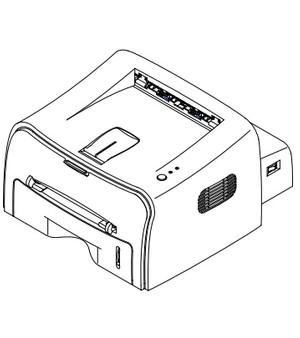 Samsung ML-1700, ML-1510, ML-1710, ML-1750 Laser Printer Service Repair Manual