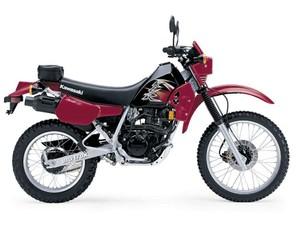 KAWASAKI KLR250 MOTORCYCLE SERVICE REPAIR MANUAL