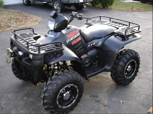 POLARIS SPORTSMAN 600 & 700 ATV SERVICE REPAIR MANUAL 2002-2003 DOWNLOAD