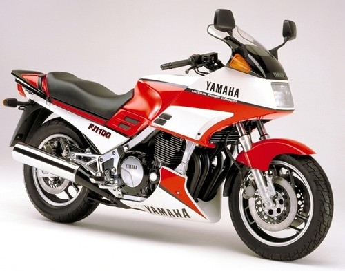 Yamaha Fj1100 Fj1200 Service Repair Manual 1984 1993