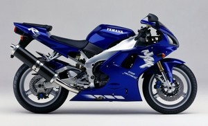1999 YAMAHA YZF-R1K, YZF-R1KC MOTORCYCLE SERVICE REPAIR MANUAL