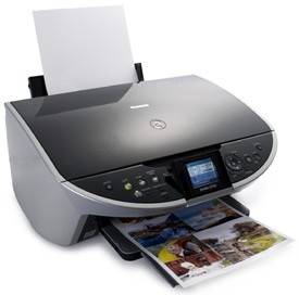 Canon PIXMA MP500 All-In-One Photo Printer/Copier/Scanner Service Repair Manual