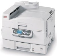 OKI C9600/C9800 Color LED Page Printer Service Repair Manual