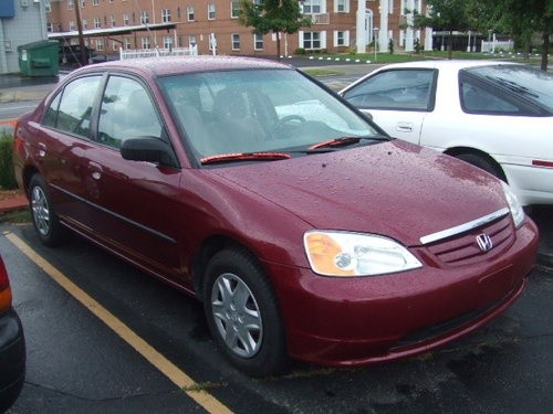 HONDA CIVIC SERVICE REPAIR MANUAL 2002-2004 DOWNLOAD