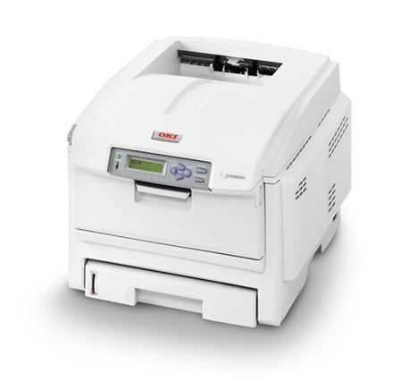 OKI C5500/C5800/C6100 Multi-Function Printer Service Repair Manual