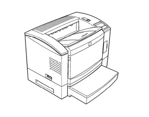 Epson EPL-N2000 Laser Printer Service Repair Manual
