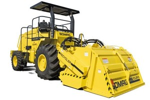 BOMAG MPH362-2 / MPH364-2 RECYCLER and STABILIZER OPERATION & MAINTENANCE MANUAL