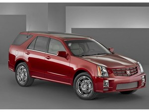 CADILLAC SRX SERVICE REPAIR MANUAL 2004-2008 DOWNLOAD