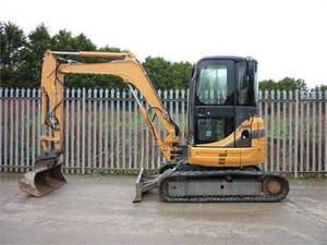 CASE CX40B, CX50B HYDRAULIC EXCAVATOR SERVICE REPAIR MANUAL
