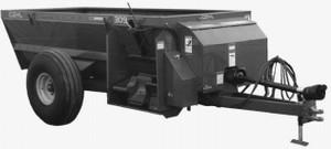 GEHL 300 Series Scavenger II Manure Spreader Parts Manual