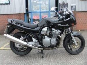 SUZUKI GSF600 BANDIT MOTORCYCLE SERVICE REPAIR MANUAL 1999-2000 DOWNLOAD