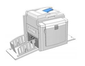 RICOH JP1030, JP1230, JP3000, JP1235, DX3340 Service Repair Manual + Parts Catalog