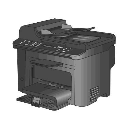 HP LaserJet Pro M1530 MFP Series Service Repair Manual
