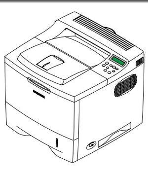 Samsung ML-2550/ML-2551N/ML-2552W Laser Printer Service Repair Manual