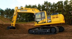 KOMATSU PC290LC-10 HYDRAULIC EXCAVATOR SERVICE REPAIR MANUAL