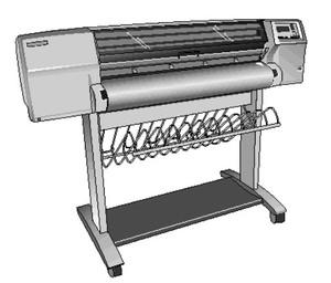 HP DesignJet 2500CP, 3500CP, 2000CP, 3000CP Printers Service Repair Manual