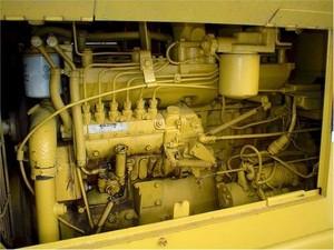 KOMATSU 125E-5 SERIES ENGINE SERVICE REPAIR MANUAL