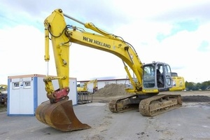 NEW HOLLAND KOBELCO E385B CRAWLER EXCAVATOR SERVICE REPAIR MANUAL
