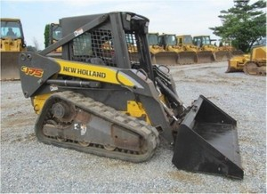 NEW HOLLAND C175, L175 COMPACT TRACK LOADER SERVICE REPAIR MANUAL