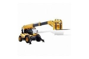 LIEBHERR TL442 TELESCOPIC HANDLER OPERATION & MAINTENANCE MANUAL