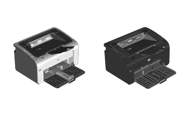 HP LaserJet Professional P1100 Series printer Service Repair Manual