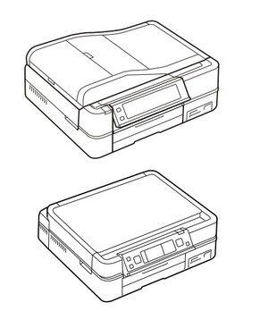 Epson Artisan 700/800, Stylus Photo PX800FW/TX800FW/PX700FW Color Inkjet Printer Service Manual