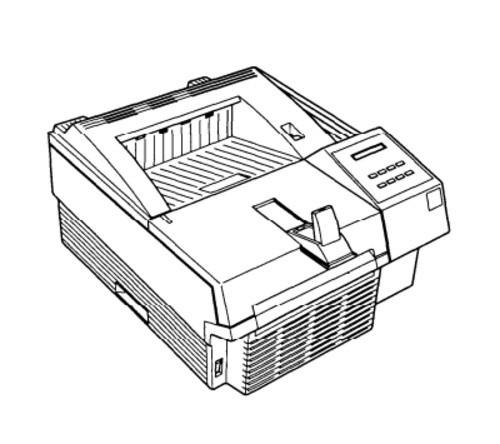 Epson EPL-N1200 Terminal Printer Service Repair Manual