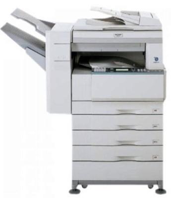 sharp printer manual various owner manual guide u2022 rh justk co Sharp MX 5001N Driver Sharp MX-5001N Toner