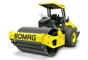 BOMAG Single Drum Roller BW 211 D-3 SERVICE TRAINING MANUAL
