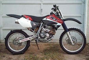 HONDA XR400R MOTORCYCLE SERVICE REPAIR MANUAL 1996-2004 DOWNLOAD