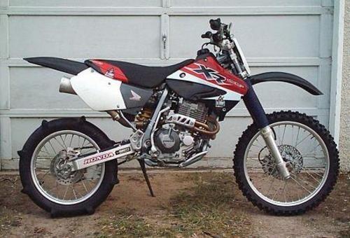 HONDA XR400R MOTORCYCLE SERVICE REPAIR MANUAL 1996-2004 DOWNLOAD