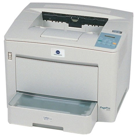 Konica Minolta QMS PagePro 9100 Series Parts Manual