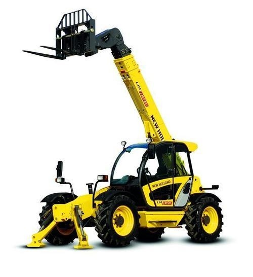 NEW HOLLAND LM1340, LM1343, LM1345, LM1443, LM1445, LM1745 TELESCOPIC HANDLERS SERVICE REPAIR MANUAL