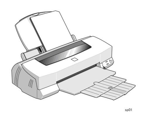 Drivers: Epson Stylus Photo 1200 Printer