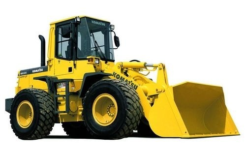 KOMATSU WA120L-3MC WHEEL LOADER SERVICE REPAIR MANUAL + OPERATION & MAINTENANCE MANUAL
