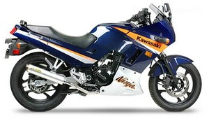 2008 KAWASAKI NINJA 250R MOTORCYCLE SERVICE REPAIR MANUAL