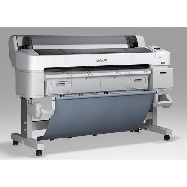 Epson SC-T7000, SC-T5000, SC-T3000 series Large Format Color Inkjet Printer Service Repair Manual