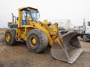 KOMATSU WA450-2 WHEEL LOADER SERVICE REPAIR MANUAL + OPERATION & MAINTENANCE MANUAL