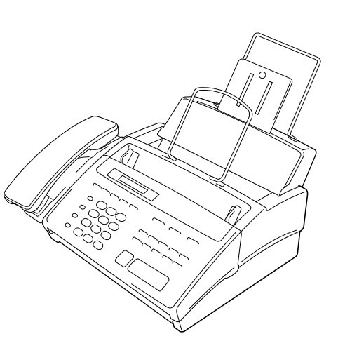 Brother Facsimile Equipment FAX-910 / FAX-920 / FAX-921 / FAX-930 / FAX-931 Parts Reference List