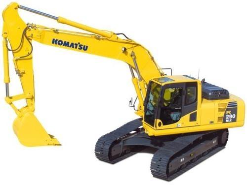 KOMATSU PC290LC-11 HYDRAULIC EXCAVATOR SERVICE REPAIR MANUAL