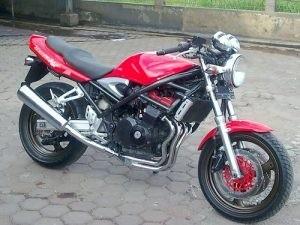 SUZUKI GSF400 BANDIT MOTORCYCLE SERVICE REPAIR MANUAL 1991-1994 DOWNLOAD