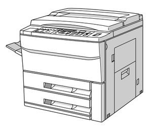 SHARP SF-2030, SF-D20, SF-D21, SF-DM11 COPIER Service Repair Manual