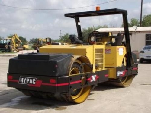 HYPAC C766C & C778B VIBRATORY COMPACTOR SERVICE REPAIR MANUAL + OPERATION & MAINTENANCE MANUAL