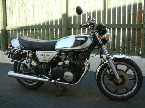 1977 Yamaha XS750 2D Service Repair Manual