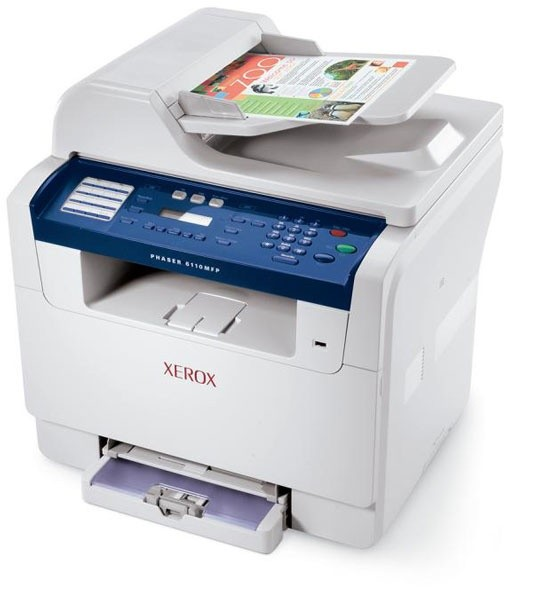 Xerox Phaser 6110MFP Multifunction Laser Printer Service Repair Manual